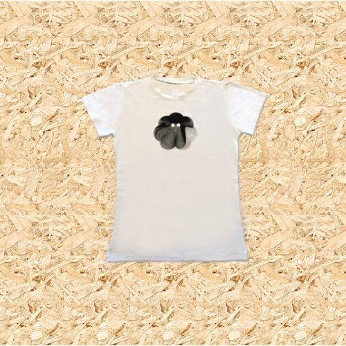 Dječja majica KONCEPTUALKA bijela slika 1