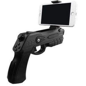 Neka zabava počne! Uđite u AR (Augmented Reality) svijet pucačine sa Xplorer Blaster AR pištoljem. Ovaj zabavan gadget koji radi sa vašim pametnim telefonom služi za igranje brojnih mobilnih igara. Preuzmite AR GUN aplikaciju (app store, google play), ...
