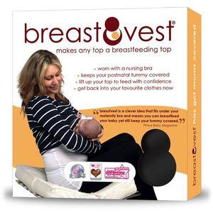 Potkošulja za dojenje inovativno je rublje posebno osmišljenog dizajna, te provjerene i dokazane funkcionalnosti od strane mama koje doje.