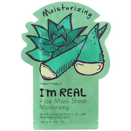 TONYMOLY I M Real Aloe Sheet Mask slika 1