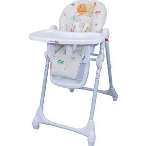 Podesiv naslon za leđa, podesiv naslon za noge. Namijenjeno za djecu od 6 mjeseci do 3 godine.