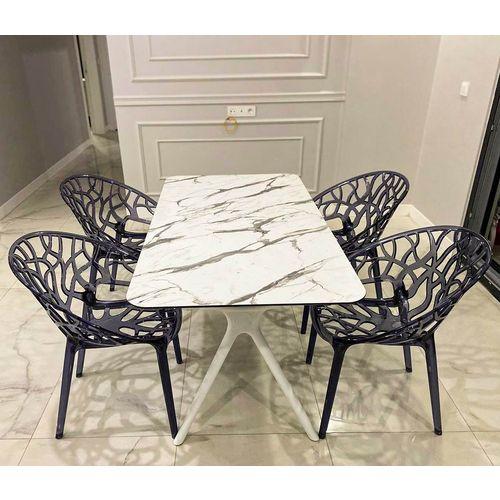 Dizajnerska stolica — POLY ROUND slika 2