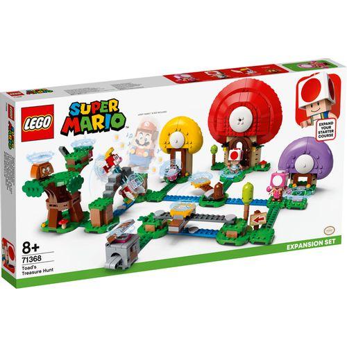 LEGO Super Mario Potraga za blagom - komplet za proširenje 71368 slika 1