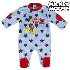 Djeca zaslužuju najbolje, zato vam predstavljamo <b>Kombinezon za Bebe Dugih Rukava Mickey Mouse 74656 Modra</b>, savršen za one koji traže kvalitetne proizvode za svoje mališane! Nabavite <b>Mickey Mouse</b> po najboljim cijenama!Materijal: 80  % pamu...