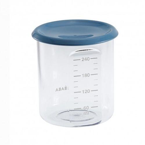 Beaba posuda maxi portion 240ml -Plava  slika 1