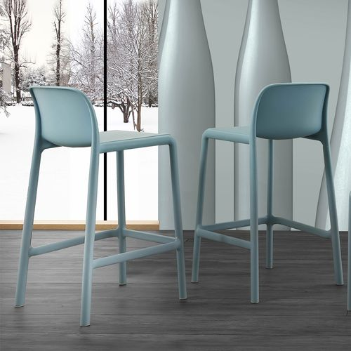 Dizajnerske barske stolice — GALIOTTO F • 2 kom. slika 24