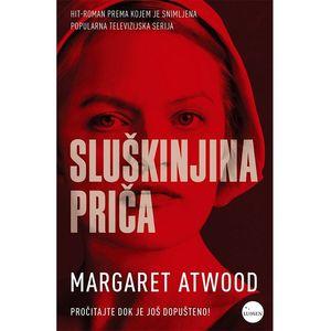 <br />Puno je dobrih razloga zbog kojih je potrebno pročitati Sluškinjinu priču, briljantan distopijski roman o totalitarnom društvu u kojem obespravljene žene postaju strojevi za rađanje.