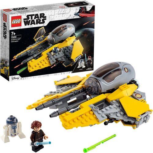 LEGO STAR WARS 75281 Anakinov presretač Jedija slika 2