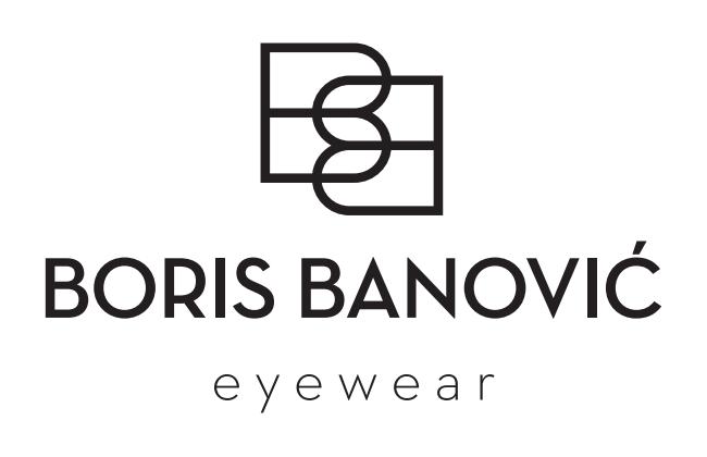 Boris Banović Eyewear logo