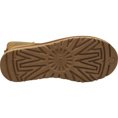 Ženske čizme Ugg Classic Mini Ugg rubber logo 1108231 CHE slika 7