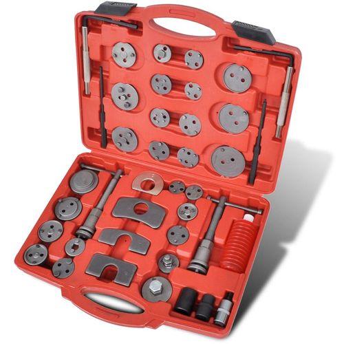 40-dijelni set alata za povrat kočnice, vraćanje kočionih cilindara slika 5