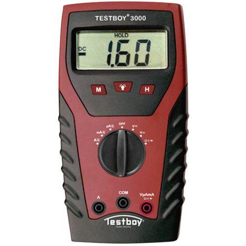 Digitalni ručni multimetar Testboy TB-3000 CAT IV 600 V broj mjesta na zaslonu: 2000 slika 1