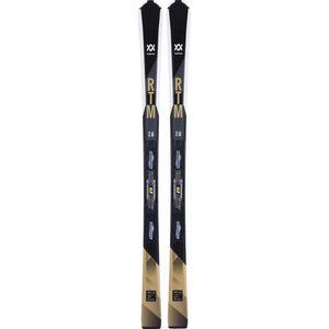 Volkl RTM 7.6 Gold je All Mountain skija za srednje i naprednije skijaše koji vole skijati na stazi u svim uvjetima. Vrlo lako se prebacuje sa rubnika na rubnik i u uvjetima kad se na stazi stvore nakupine snijega.
