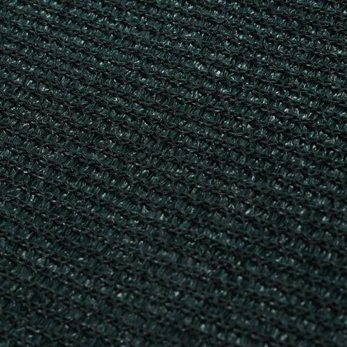 Tepih za šator 250 x 300 cm HDPE zeleni slika 3