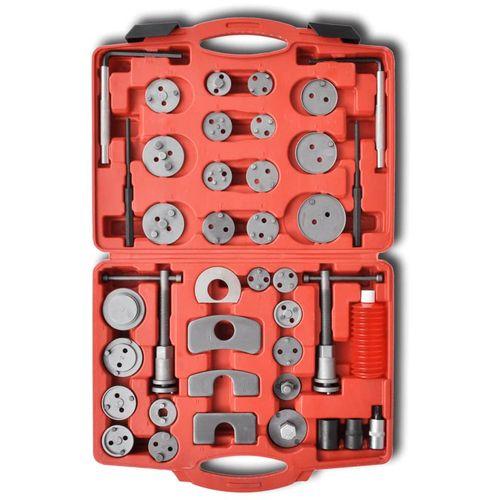 40-dijelni set alata za povrat kočnice, vraćanje kočionih cilindara slika 18