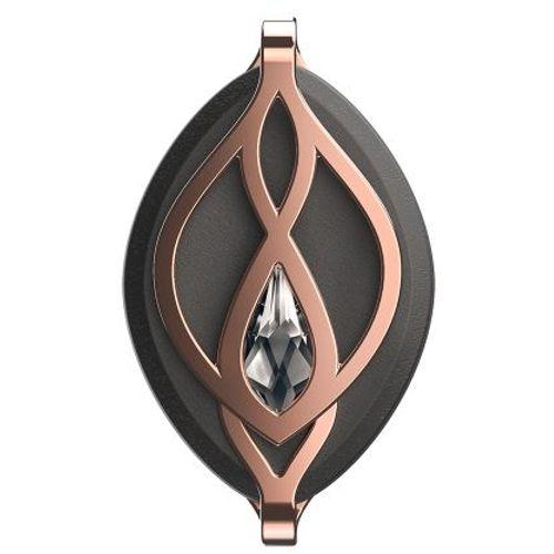 Bellabeat Leaf Crystal Rose Gold Edition slika 3
