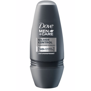 Dove deo roll on Men Silver Control 50ml