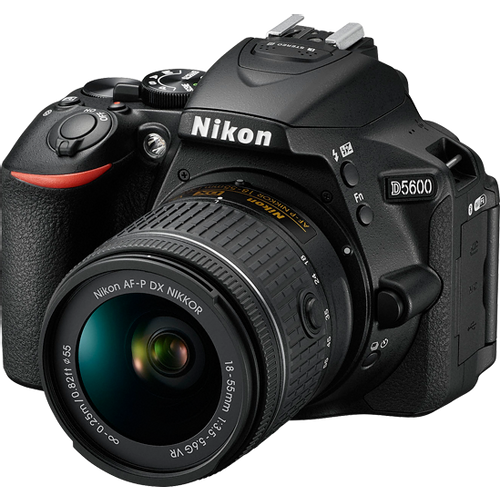 Nikon D5600 BLACK slika 3