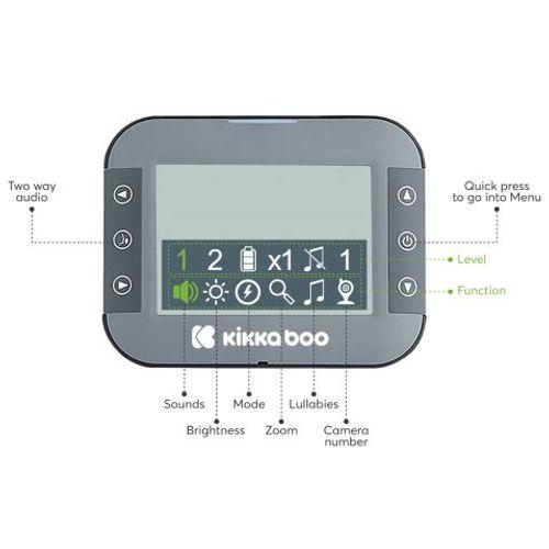 Kikka Boo baby monitor Attento slika 3