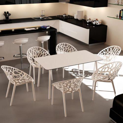 Dizajnerska stolica — POLY ROUND slika 34
