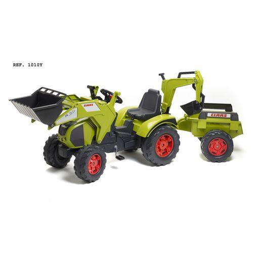 Falk traktor i bager s prikolicom Class 1010Y slika 2