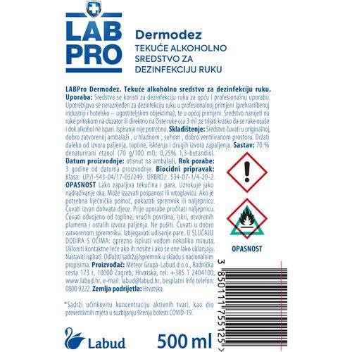 Labpro Dermodez 500ml 75512 slika 2