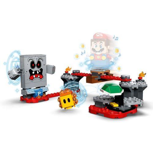 LEGO Super Mario problemi u tvrđavi Whomp – komplet za proširenje 71364 slika 3