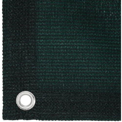 Tepih za šator 250 x 300 cm HDPE zeleni slika 6