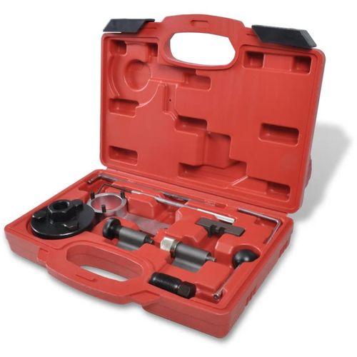 Set alata za montažu i zaključavanje osovine VAG 1.6 i 2.0 TDI motora slika 9