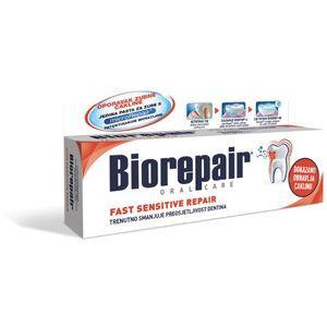 Biorepair Fast Sensitive pasta za zube75ml