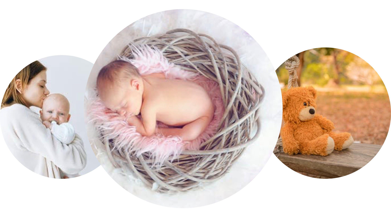 Uljuljate svoju bebu u najnježnije i mirne snove u PORTOFINO njihalici za bebe