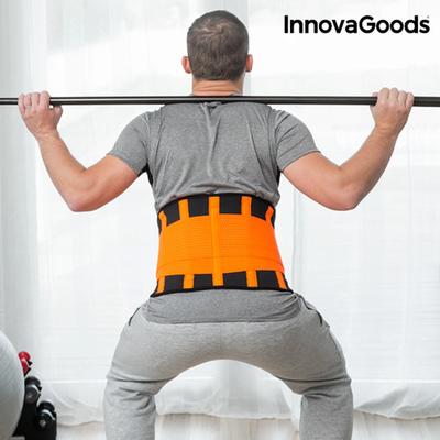 Smanjite rizik od ozljede i oblikujte figuru uz novi Sportski Pojas za Ispravljanje Držanja i Mršavljenje InnovaGoods Sport Fitness! Funkcija mršavljenja pomaže u oblikovanju tijela prilikom bavljenja sportom.