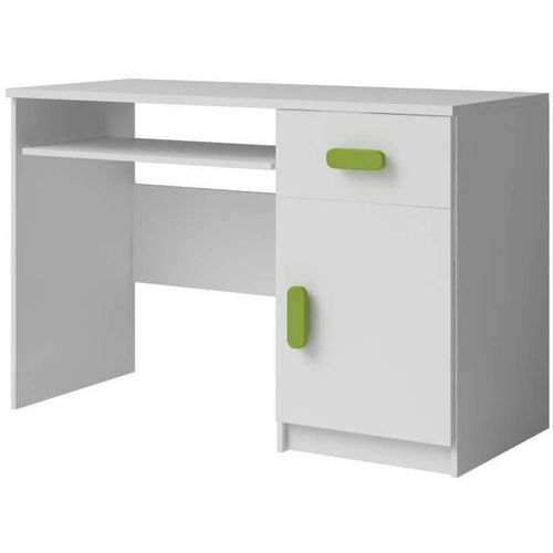 Dječji pisaći stol SMYK I - zeleni slika 1